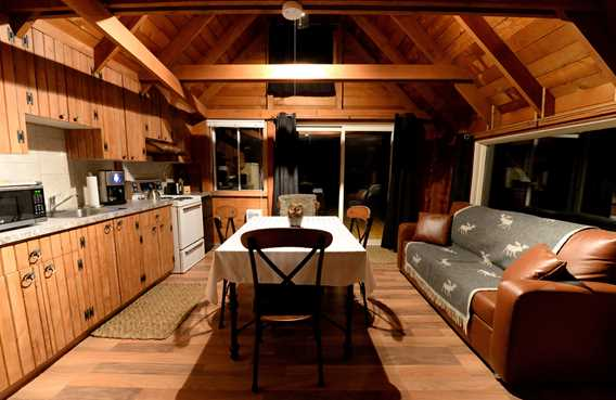 Kitchen of Chic Rustique cottage