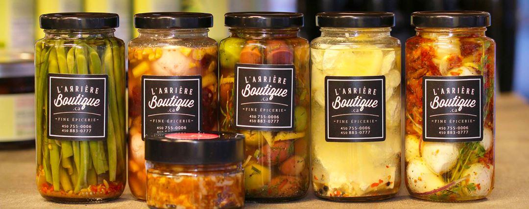 Products of L'Arrière Boutique