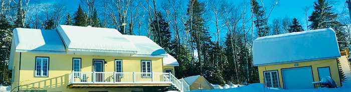Hébergement La Belle Époque en hiver