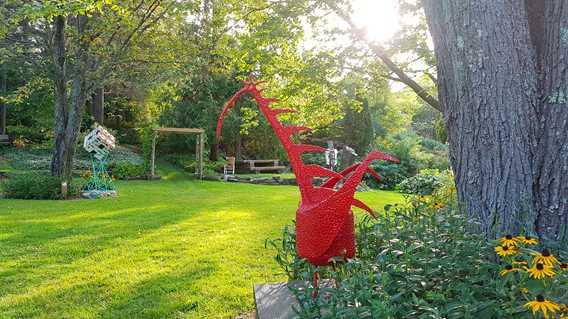 Sculptures au Jardin, Jardin Moore