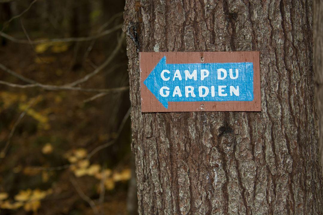 Refuge Parc régional de la Chute-à-Bull
