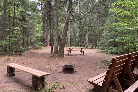 Camping - Chalets Lanaudière