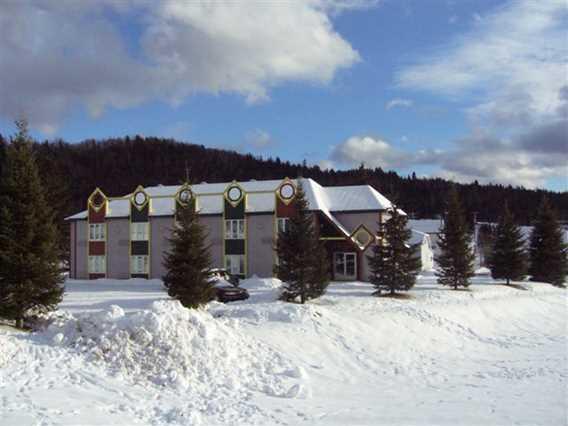 Motel Saint-Côme.