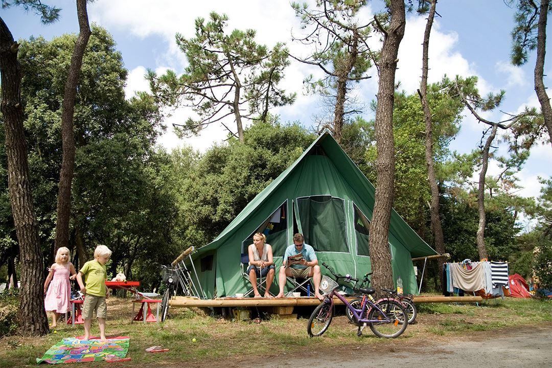 Hébergement d'expérience dans le parc national du Mont-Tremblant