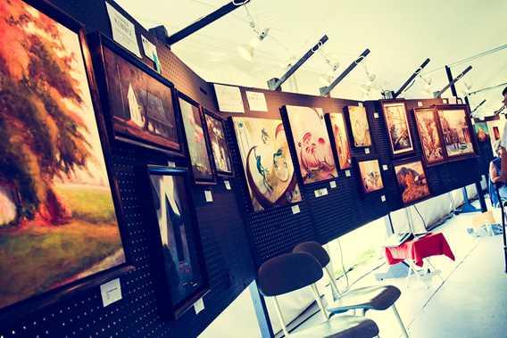 Festival de peinture de Mascouche