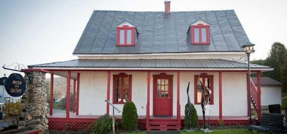 Maison de la culture de Saint-Alphonse-Rodriguez