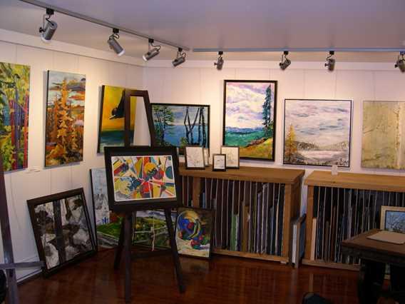 Galerie des Lacs