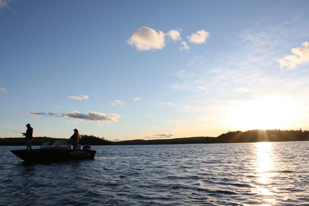 Tournoi de pêche