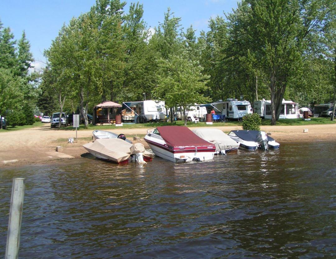 Camping La Baie