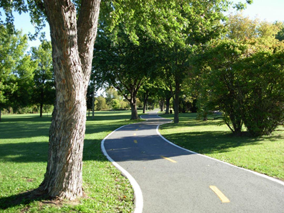 Route verte dans Lanaudière