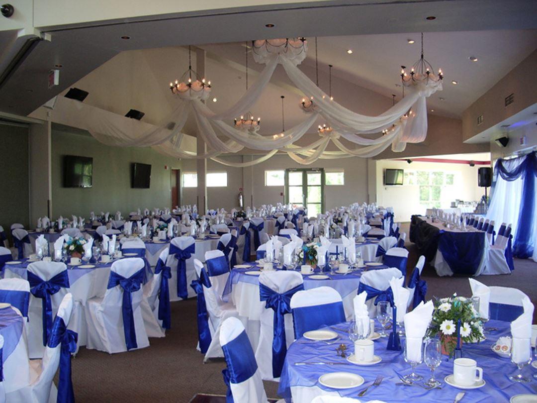 Mariage Club de golf Montcalm