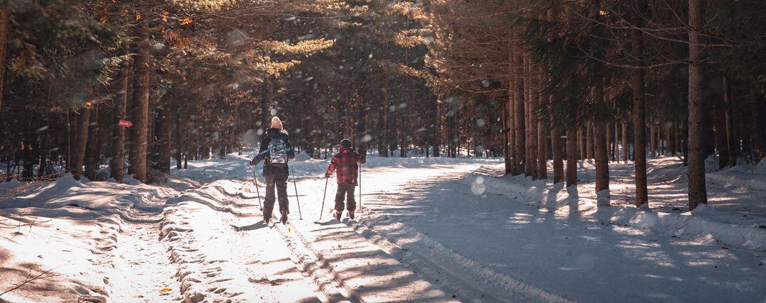 Chez Ti-Jean ski de fond