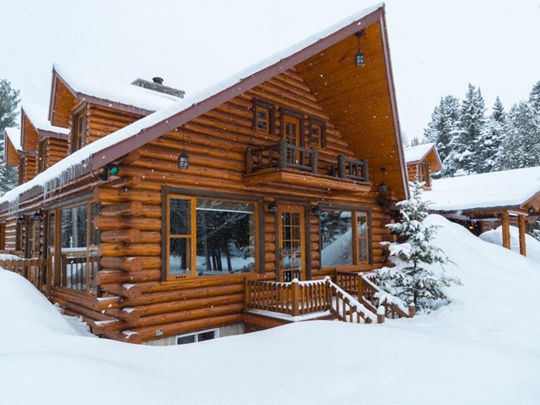 Winter Pourvoirie du Lac Blanc
