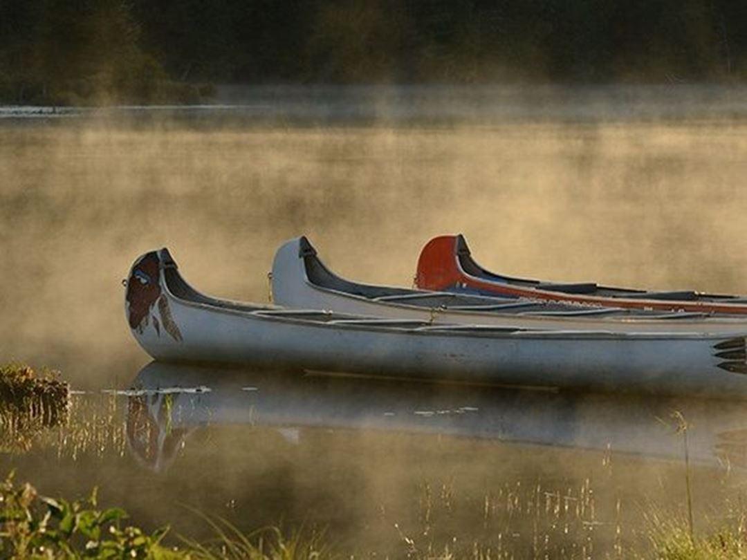 Rabaska Pourvoirie du Lac Blanc