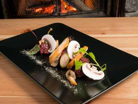 Restaurant Pourvoirie du Lac Blanc