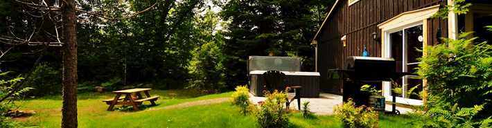 Chalet Spa La Hutte