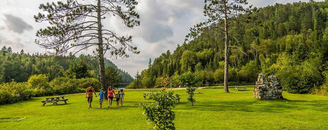 Parc régional de la Forêt Ouareau