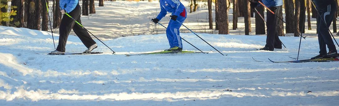 Cross-country skiing Lanaudière