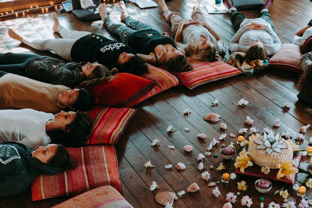 Group mediation at Kabania