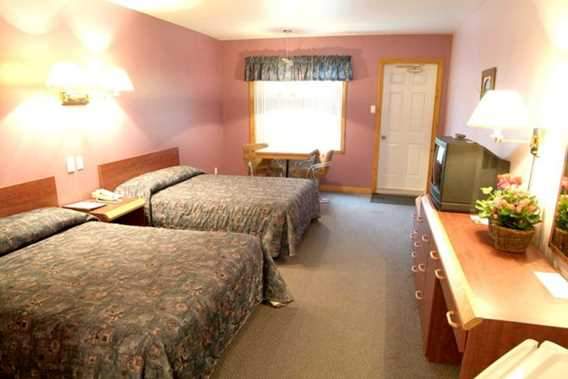 Hôtel-motel Le Central