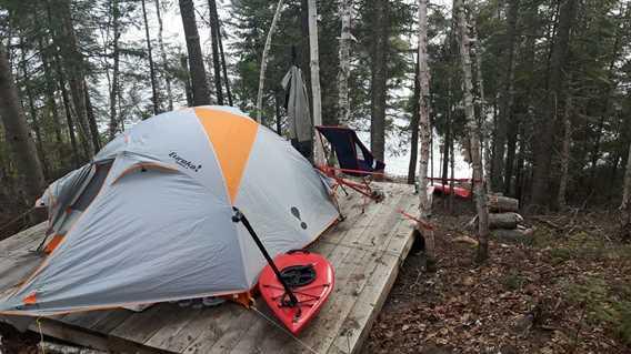 Camping Zec Collin