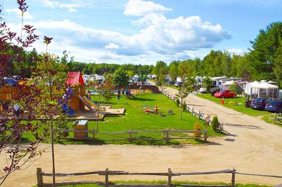 Camping Belle-Vie