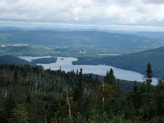 Refuges à Saint-Donat