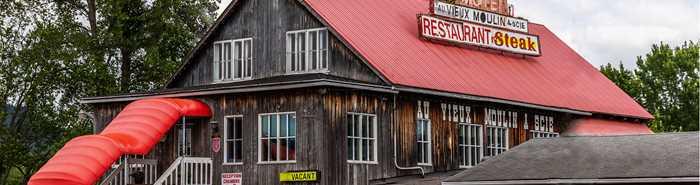 Motel-Restaurant Au Vieux Moulin à Scie