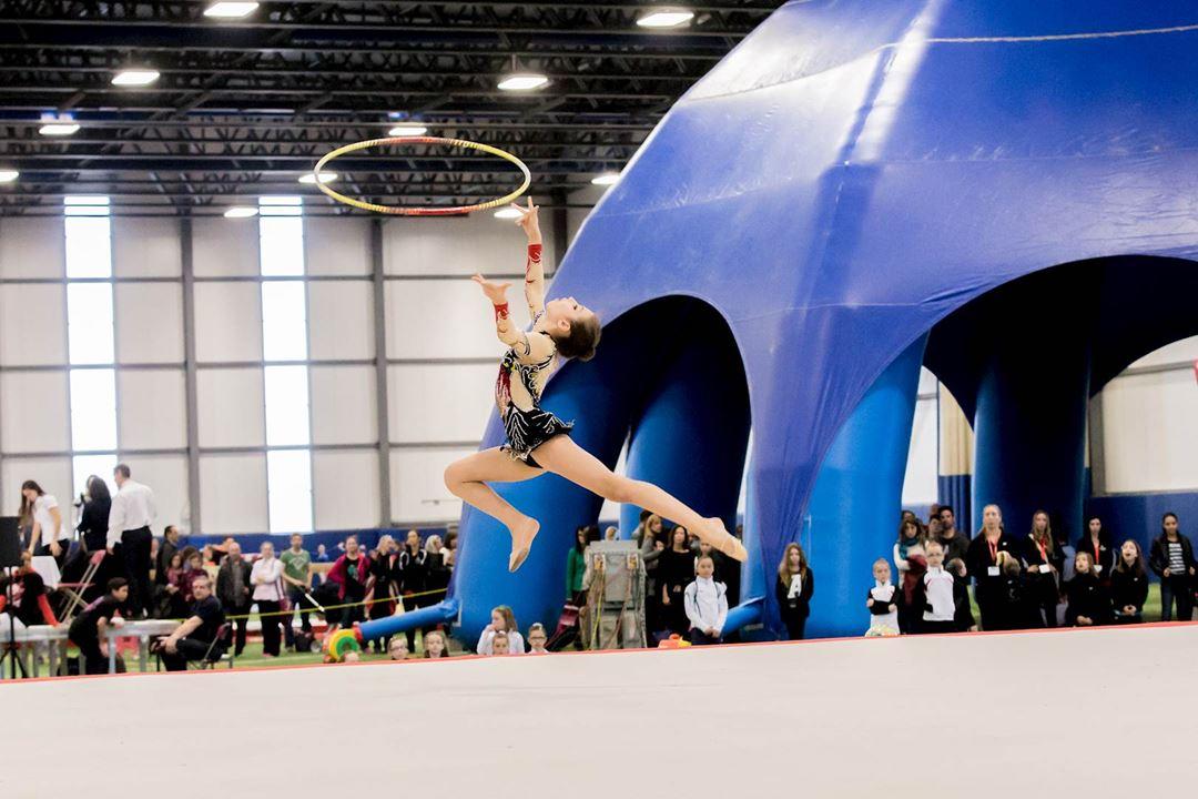 Compétition sportive au Centre Expo Terrebonne