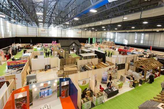 Salon et exposition au Centre Expo Terrebonne