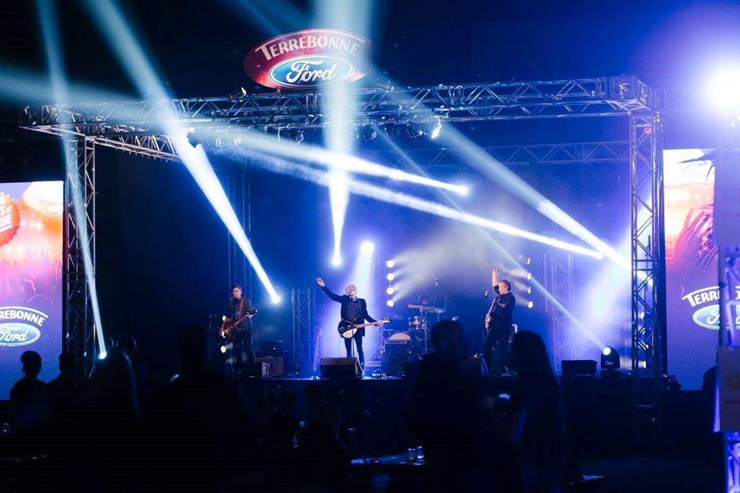 Show at Festival de bière et musique