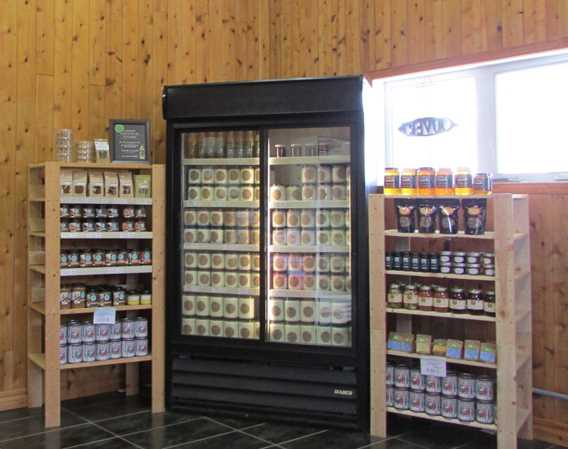 Shop of Ferme Vallée Verte