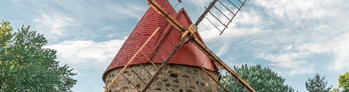 Moulin Grenier in Repentigny