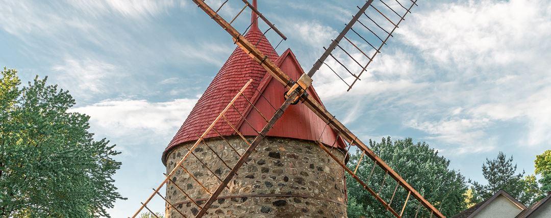 Moulin Grenier in Repentigny
