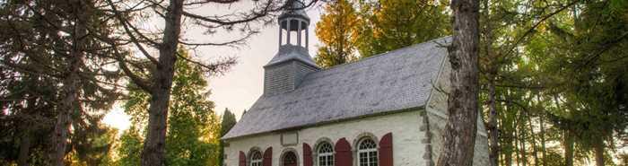 Chapelle des Cuthbert Berthier
