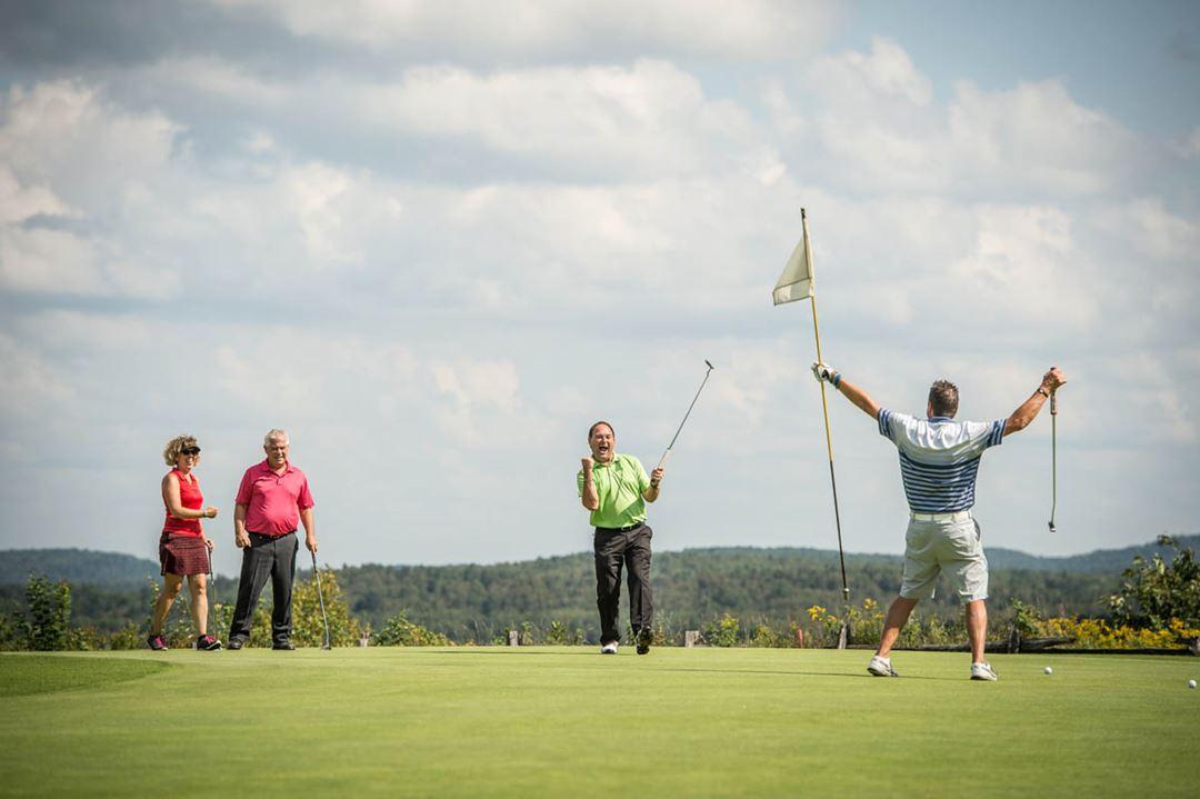 Golf CVC St-Jean-de-Matha