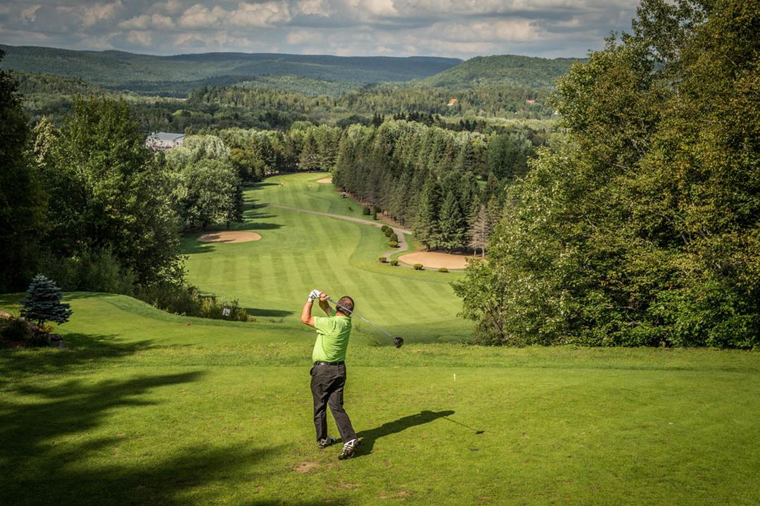 Golf CVC St-Jean-de-Matha