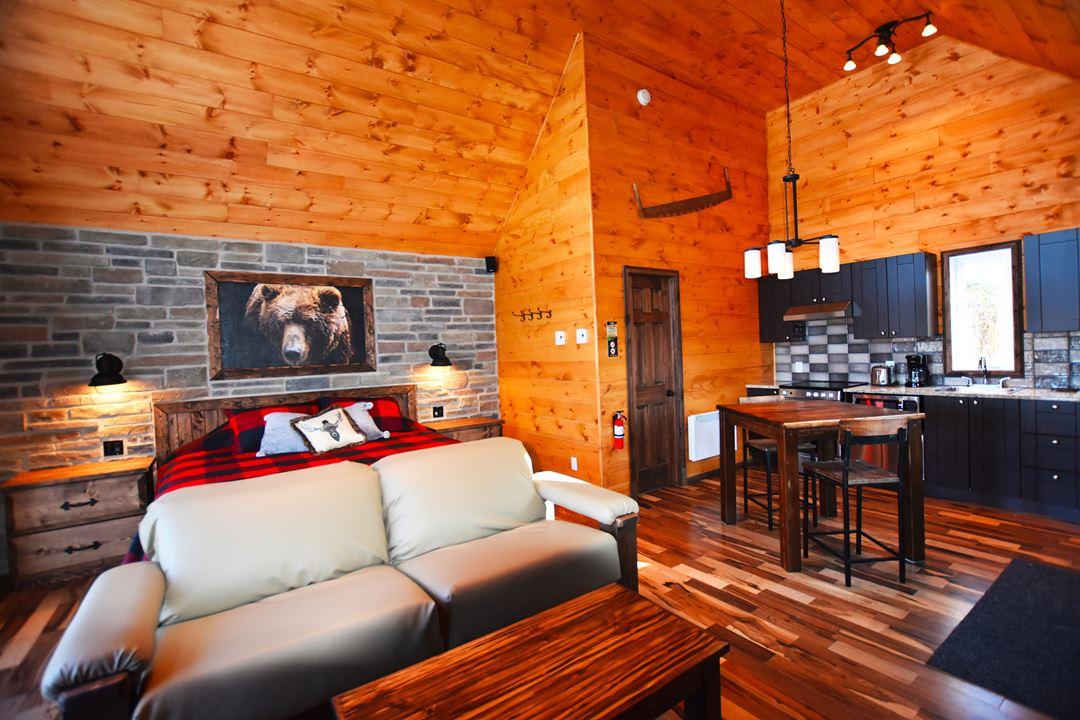 Versant Symbiose - cottage for 2