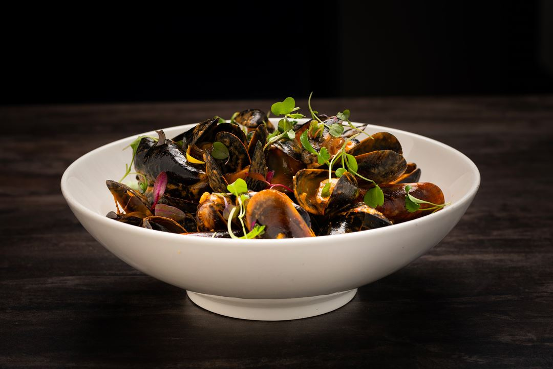 Moules du restaurant Table G