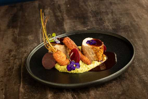 Restaurant Table G Château Joliette
