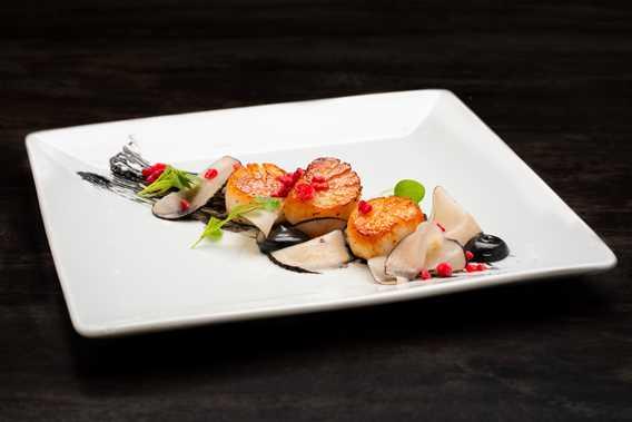 Pétoncles du Restaurant Table G
