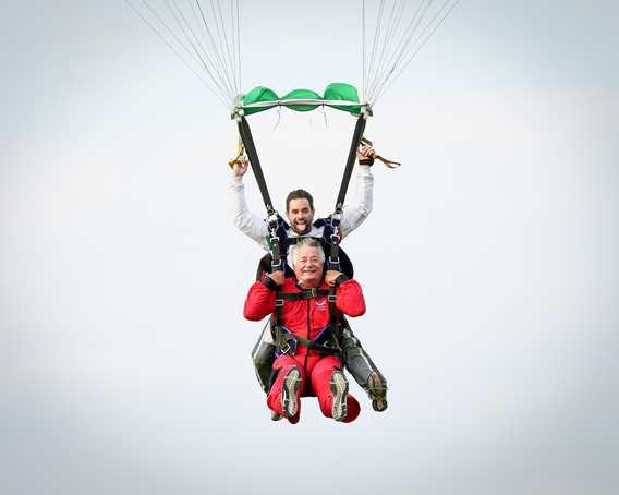 Parachute Voltige