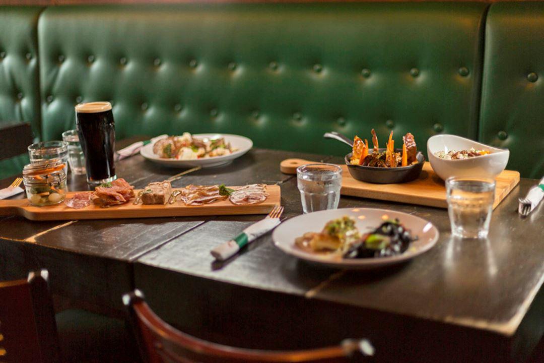 Restaurant Sim's Irish Pub Joliette