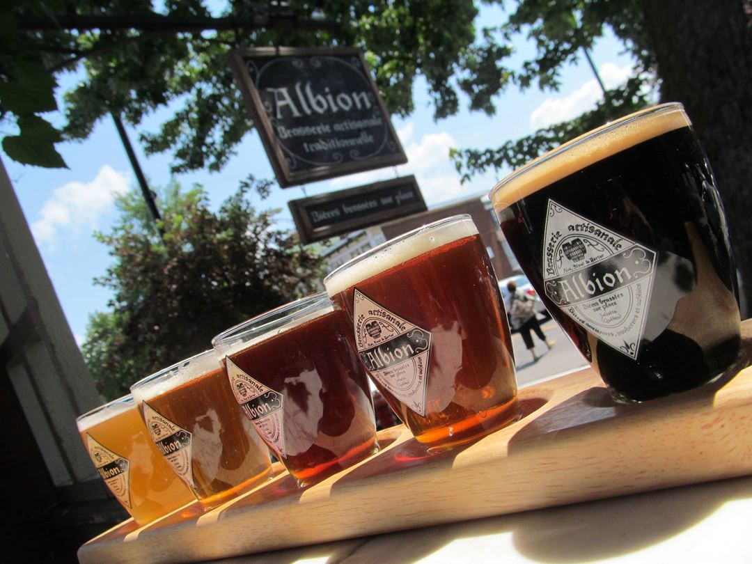 Brasserie artisanale L'Albion
