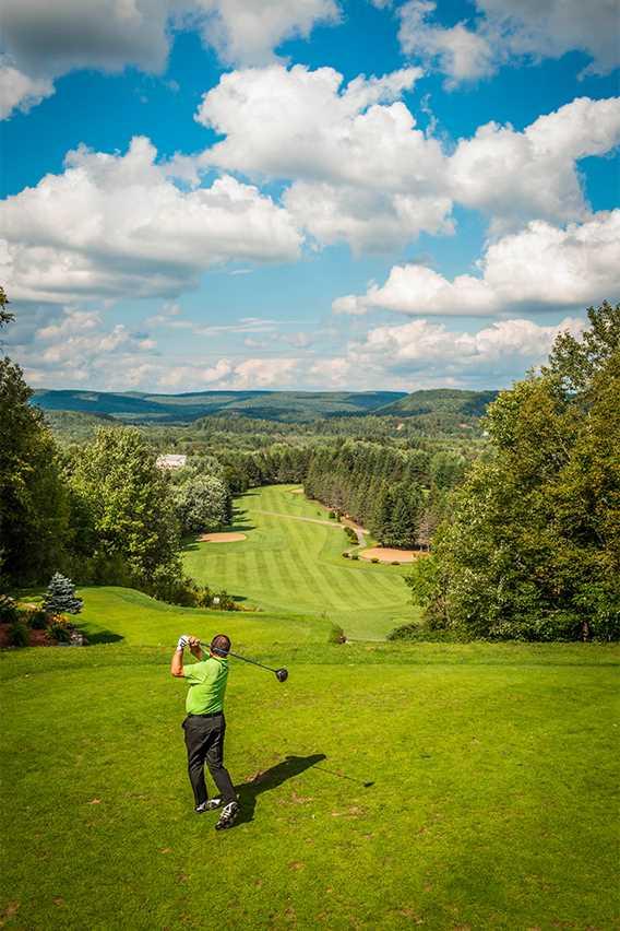 Club de golf de Saint-Jean-de-Matha