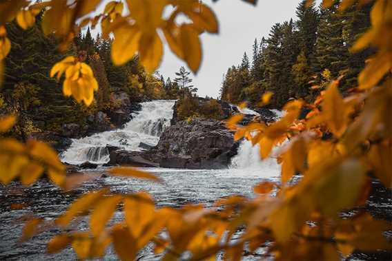 Parc régional des chutes Monte-à-Peine-et-des-Dalles