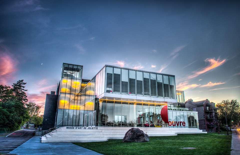 Complete vue of Musée d'art de Joliette