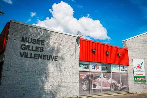 Musée Gilles-Villeneuve
