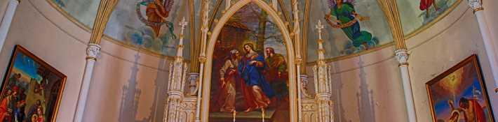 Une église dans Lanaudière