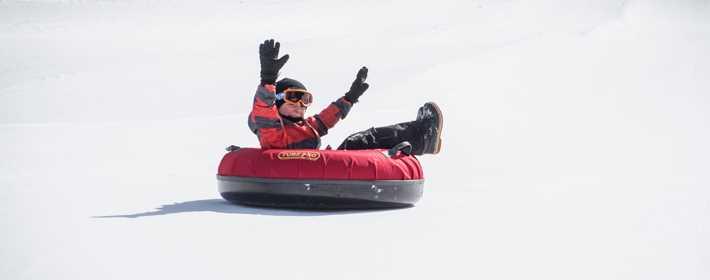 Slides at Ski Montcalm